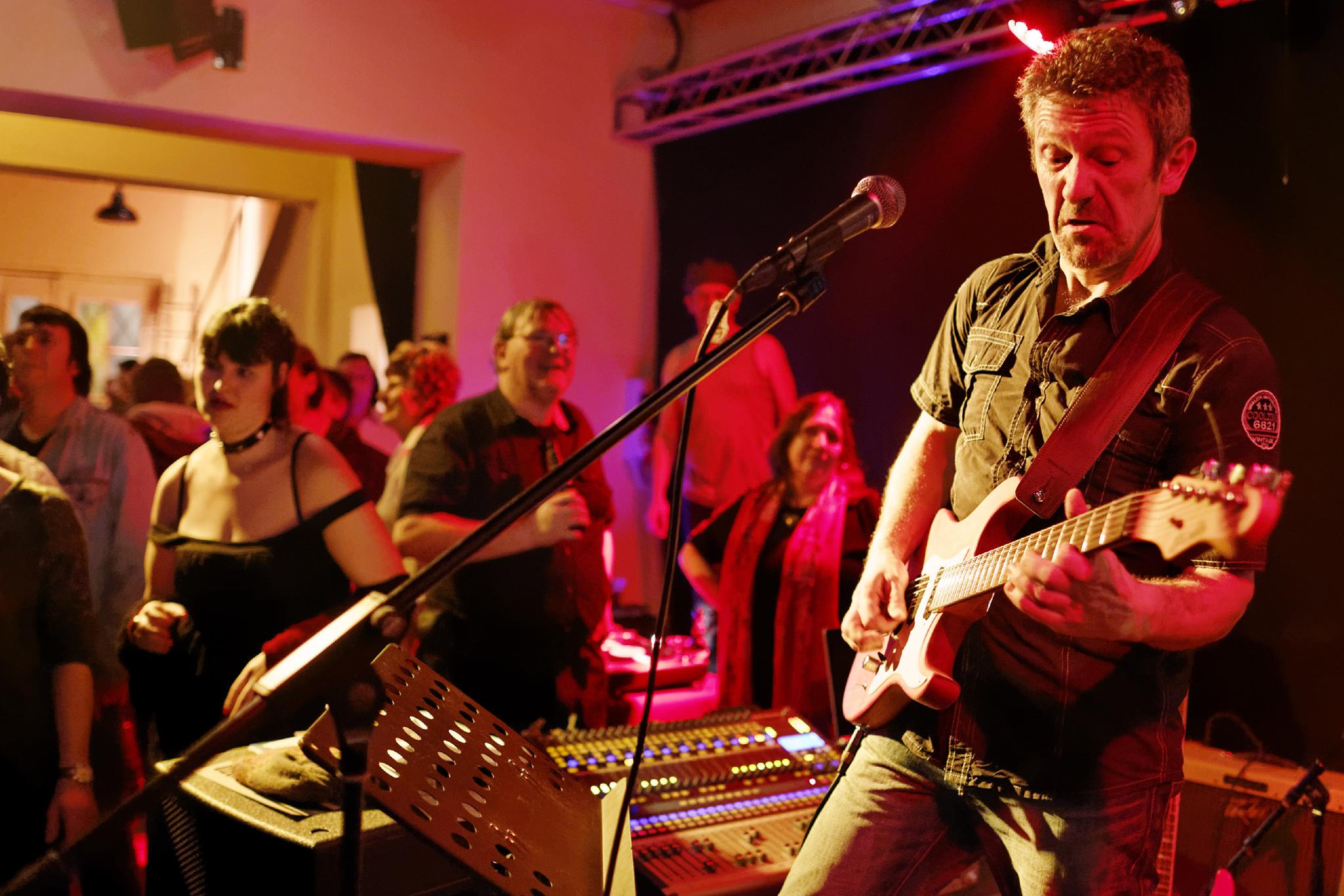 Die grosse 80er Party im Galicia - Danke an alle, es war eine tolle Nacht.